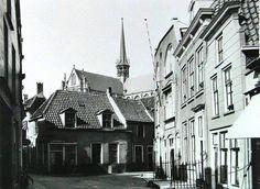 Ganzepoortstraat omstreeks 1920