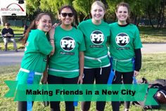 Relocating after college is exciting but can also be scary. Here are 5 ways to make friends in a new city.