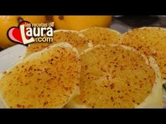 Botanas faciles y saludables ❤ Naranja con chile ❤ Recetas Light Las Rec...
