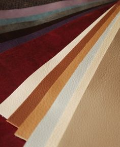 Gina Berschneider Private Label Leather  #Upholstery #Color #Texture #Design #Style