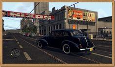 LA Noire PC Games Gameplay