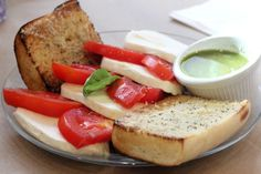 Tomato Mozzarella for Sacramento's Farm to Fork Restaurant Week