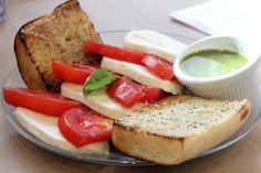 Tomato Mozzarella for Sacramento's Farm to Fork Restaurant Week