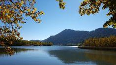 Eğirdir, Isparta konumunda Kovada Gölü Milli Parkı