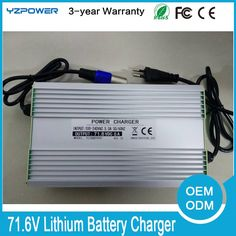 51.00$  Watch more here - http://aiiej.worlditems.win/all/product.php?id=32744795133 - Aluminum Charger 71.6V 3.5A 4A 4.5A 5A 5.5A 6A Lithium Battery Charger For 17 Cell Li-ion Lipo Battery Power Tool