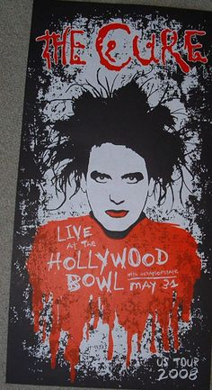 The Cure- Live at Hollywood Bowl