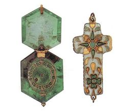 THE CHEAPSIDE HOARD —- The finest discovery of Tudor and Stuart Jewelry