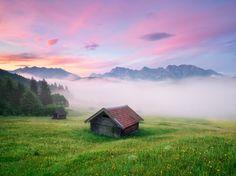 Alpen Glory by Michael  Breitung, via 500px