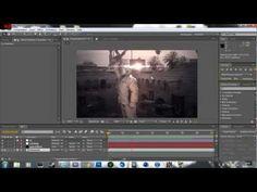 [AAE Tutorial] Motion Tracked Optical Flares - YouTube