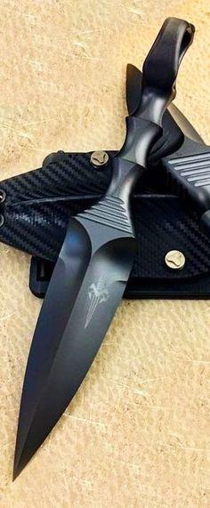 Marfione Custom M.D.T. Dispatch Tool Fixed Blade Knife