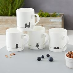 Výsledek obrázku pro cat mugs