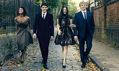 The cast of Merlin in their exclusive first photoshoot together   Radio Times