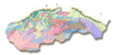 Tematické prehľadné mapy - anotácie máp | Štátny geologický ústav Dionýza Štúra