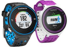 Garmin has just released two new running watches that can accurately predict both your endurance run times and your race times. #SelfMagazine