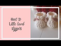Little mary lamb slippers – FREE crochet patternHi! I wanted to share this pattern with all of you, i have had Crochet Baby Jacket, Crochet Baby Boots, Baby Girl Crochet, Crochet Baby Clothes, Newborn Crochet, Crochet For Kids, Free Crochet, Learn Crochet, Booties Crochet
