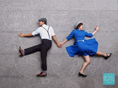 Simply Swing Taipei's fun photo shoot from above, spreading the joy of swing dancing in Taiwan! If you want to learn how to swing dance, Lindy Hop is the place to start!  https://www.flickr.com/photos/pu-tai/15230291256/in/set-72157647238258259