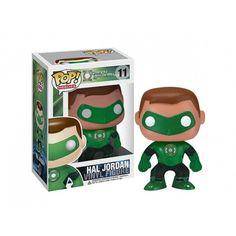 funko pop figures   Funko   Hal Jordan Pop Figure   DC Comics