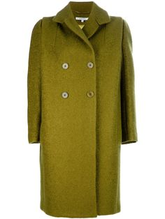 Unearth statement women's designer pea coats at Farfetch right now. Find sensational double breasted coats from hundreds of top boutiques. Wool Trench Coat, Belted Coat, Pea Coat, Coats For Women, Clothes For Women, Green Coat, Oversized Coat, Double Breasted Coat, Carven