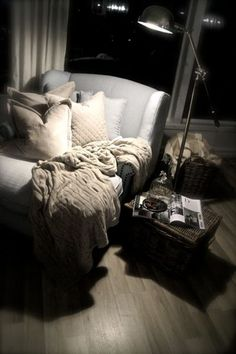 """""""Perfect place for me to read..."""""""