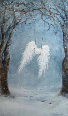 I send you Angel Wings ✿⊱╮
