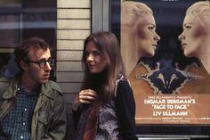 Woody Allen e Diane Keaton em Annie Hall (Woody Allen 1997)