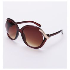 ♨️Free designer Case w/ purchase! APRIL SPIRIT FASHION SUNGLASSES! This listing is for the Brown with gold accents. Also available in black, see separate listing to purchase those. I will also provide a Free case while supplies last.  (NOTE: these came without cases, but I have some EUC cases. Choose from Guess, Ray Ban or Nine West cases). Price firm unless bundled. April Spirit Accessories Sunglasses