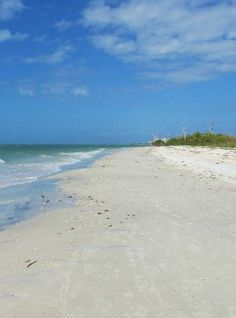 Lovers Key State Park Beach