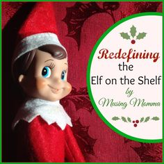 Redefining Elf on the Shelf by Ellie of Musing Momma