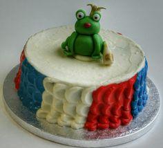 French inspired chocolate cake