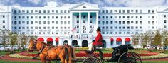 The Greenbrier - America's Resort since 1778