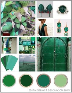 EMERALD COLOR OF THE YEAR 2013