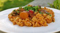 Polskie South Beach: Potrawka z bakłażana