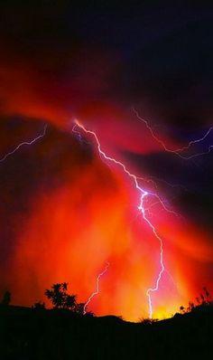 #storm #youarethestorm #clouds #lightning #fire