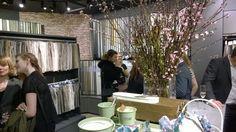 Altfield's gorgeous new showroom #LDW15