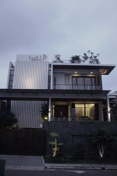 Tropical modern house at Jimbaran