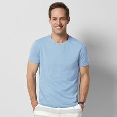 05c17978e3a29 Men s SONOMA Goods for Life™ Flexwear Classic-Fit Stretch Tee