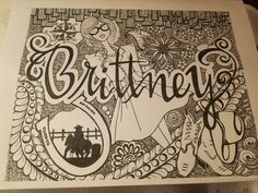 Brittney's 2017 birthday gift.   Consigned. Zentangle, Alphabet, Birthday Gifts, Calligraphy, Inspiration, Art, Birthday Presents, Biblical Inspiration, Art Background
