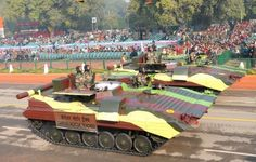 CMT (Carrier Mortar Tracked) Reconnaissance Vehicle,Indian Army
