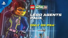 [Video] LEGO CITY Undercover - Disguises & Co-Op Trailer | PS4 #Playstation4 #PS4 #Sony #videogames #playstation #gamer #games #gaming