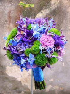 Pracownia florystyczna Passja-Flora Hanukkah, Flora, Wreaths, Home Decor, Decoration Home, Door Wreaths, Room Decor, Plants, Deco Mesh Wreaths
