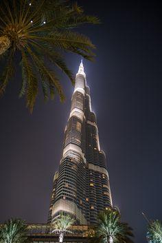 Burj Khalifa - Dubai - shutterstock