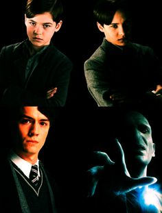 Tom Riddle(s)