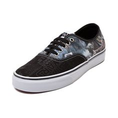 a57b1d1e0b Shop for Vans Authentic Star Wars Yoda Skate Shoe in Black White at  Journeys Shoes.