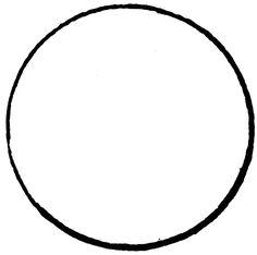 Circle Border Monogram And More Circle Borders Cricut