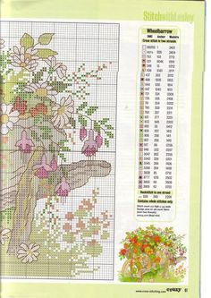 Gallery.ru / Фото #3 - Cross Stitch Crazy 035 июль 2002 - tymannost