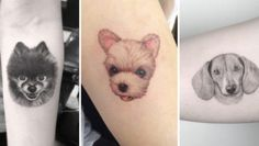 Dog Tattoo Featured Image