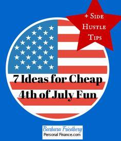 cheap july 4th trips