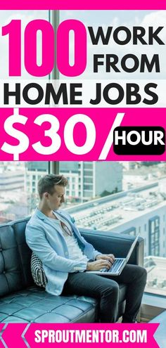 Are you looking for a work from home job? Here are 100 work from home companies that are always hiring for remote jobs. All these online jobs pay above $30 per hour! #workathome #workfromhome #workfromhomejobs #workfromhomecompanies #workfromhomecareers #onlinejobs #remotejobs #remotework #jobshiringnow #work #makemoneyonline #sidehustles #extracash #onlinebusiness Work From Home Careers, Work From Home Companies, Hiring Now, Job S, Online Jobs, Make Money Online, Online Business, Earn Money Online, Work From Home Business