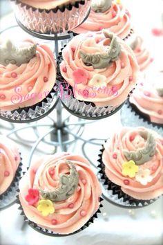 Our princess cupcakes