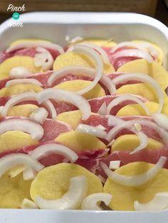 Syn Free Bacon, Onion and Potato Bake